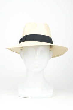 "Morgan & Taylor Regular ""Lane"" Fedora in Beige"