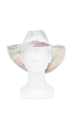 Confetti Glitter Sou'Wester Hat by S.Rush Rainwear