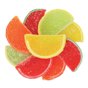 Assorted Fruit Slices