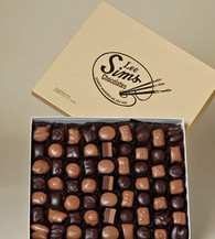 2lb Assorted Lee Sims Chocolates Gift Box