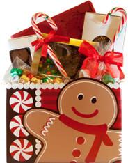Christmas Basket Box