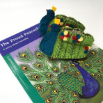 Peacock Baby Shoes