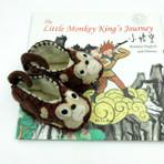 Monkey Baby Shoes