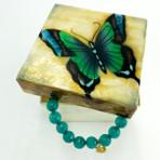 Butterfly Capiz Box
