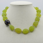 Green Lady Necklace
