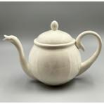 Swan Porcelain Teapot