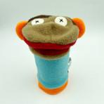 Softy Monkey Hand puppet