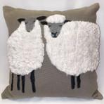 Duo Sheep Pillow