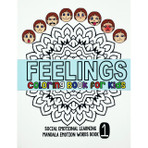 Feelings Coloring Book for Kids
