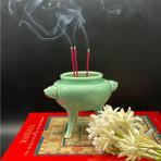 Fu Lion Incense Burner