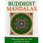 Buddhist Mandalas Coloring Book