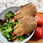 Hamsa Salad Hand