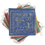 Windhorse Prayer Flag Garland