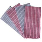 Nutmeg / Set of 4 Handwoven Napkins