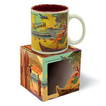 Good Times Ceramic Mug Gift Boxed 11oz 03278000