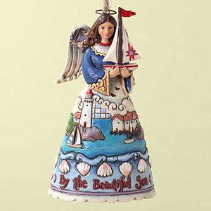 Beach Angel Christmas Ornament 4027723