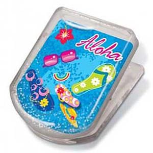 Beach Glam Floater Magnet Clip 08612000