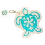 Sea Turtle Theme Embroidered Luggage ID Tag 13574000