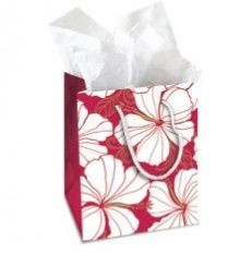 Hibiscus Chic Gift Bag Small - 30126001