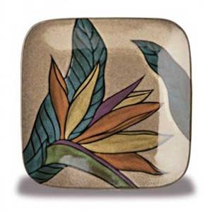 Bird of Paradise Bisque Salad Plate 9912822100