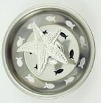 Starfish Kitchen Sink Strainer - Stainless Steel - 38SS