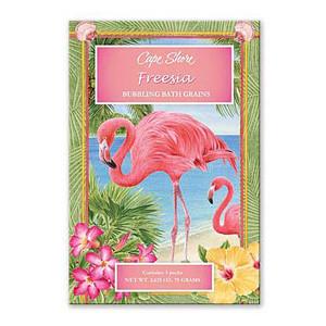 Bath Grains Flamingo Garden Bubble Bath 40-302