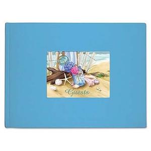 Guest Book Seaside Gathering 49-170