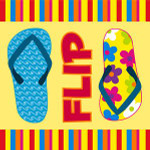 Flip Flops Cocktail Napkins Pk of 20 - 4NC133