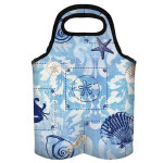 Coastal Life Insulated Wine Bag 4WBI3951