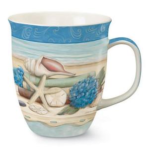 "Harbor ""Mug Stories of the Sea"" 718-09"