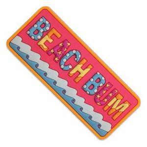 Beach Bum PVC Magnet 830-51