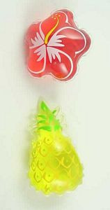 Hibiscus and Pineapple Gellies Bubble Bath - set of 2 - 18422000HP