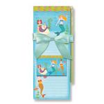 Sea Sisters Mermaid Magnetic List Pads & Magnet 91-376