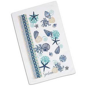 Blue Shells Terry Towel R2540