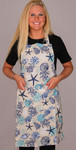 Blue Shells Apron R2541
