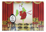 Dancing Flamingo Blank Note Cards Box of 8 - 08-158