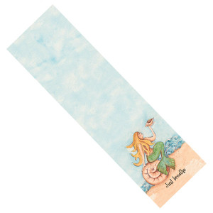 Mermaid Magnetic List Note Pad - 27947