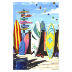 "Surfboard Central Garden Flag 12 1/2"" x 18"" - 1110281"