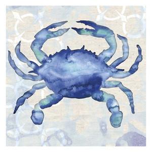 Blue Crab Paper Cocktail Napkins Pk of 20 Beverage - 4NC5426