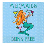 Mermaid Beverage Paper Cocktail Napkins 15-226