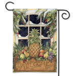 Pineapple Window Box Garden Flag 35000
