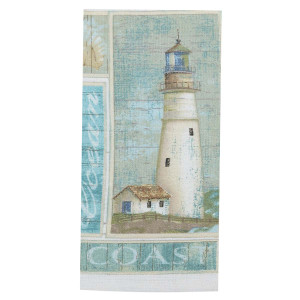 Lighthouse Cotton Terry Towel - R2350