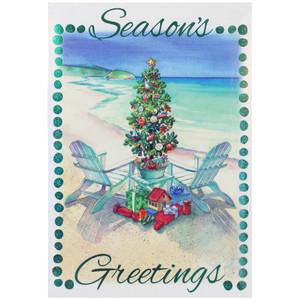 Season Greetings Christmas Cards 10 Box C74715