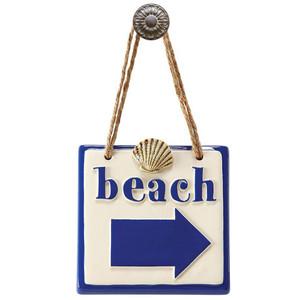 Beach Arrow Sign 4057754
