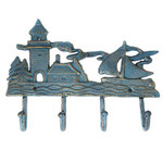 Lighthouse Wall Hook H-5876