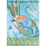 "Mermaid House Flag - 40""x 28"" - 48789"