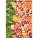 """Flip Flop Themed House Flag - 40"""" x 28"""" - 48243"""