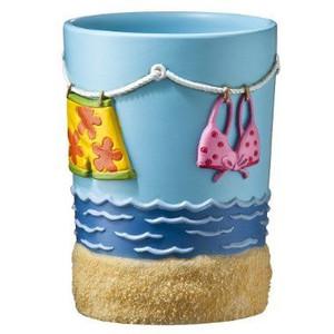"""Bathing Suits Beach """"Hanging Loose"""" Tumbler 45340"""