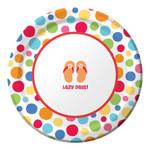 """Flip Flop Tropical Paper Plates 7"""" 412548"""