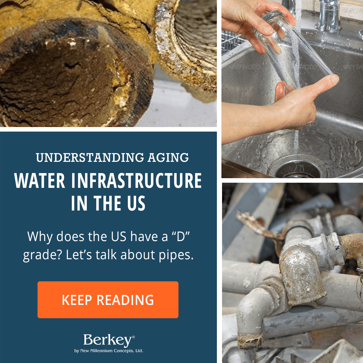 Understanding Aging Water Infrastructure in the US. Read post from resident expert Adam Lock.